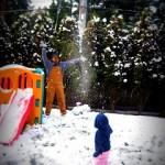Kainoa's First Winter