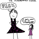The Great Kindergarten Dilemma