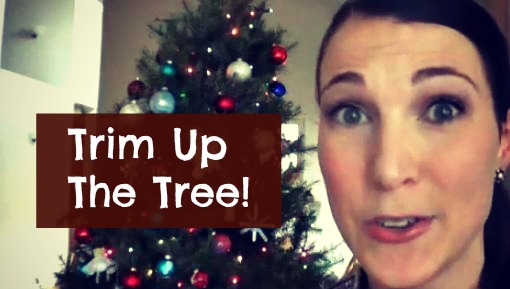 Post image for Vlogging Workshop: Trim Up The Tree