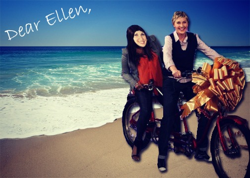 Post image for Dear Ellen, Australia Sounds Nice