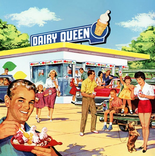 Post image for Writer's Workshop: My Parents Met At Dairy Queen