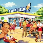 Writer's Workshop: My Parents Met At Dairy Queen