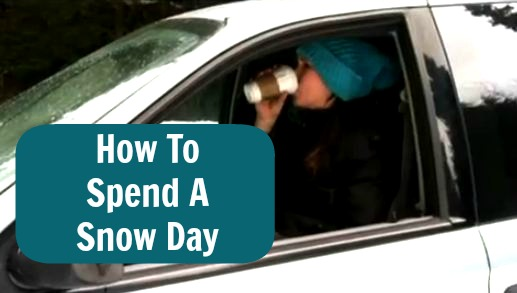 Post image for Vlogging Workshop: How To Spend A Snow Day