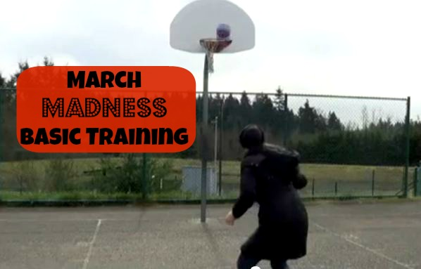 Post image for Vlogging Workshop: March Madness Basic Training