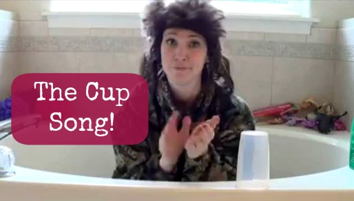Post image for Vlogging Workshop: The Cups Song