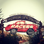 Radiator Springs Racers #JustGotHappier