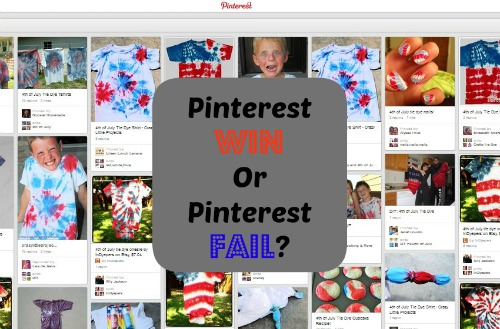 Post image for Writer's Workshop: Pinterest Win Or Fail?