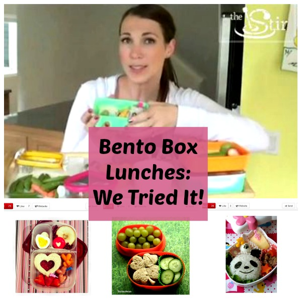 Post image for Episode 10: Bento Box Lunches