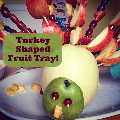 Post image for Vlogging Workshop: Turkey Shaped Fruit Platter