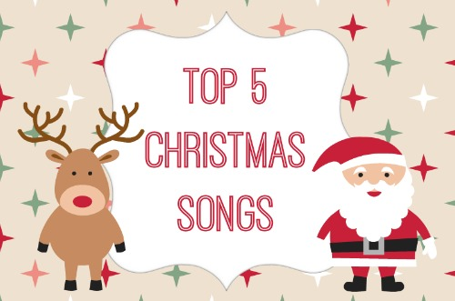 Post image for Writer's Workshop: Top 5 Christmas Songs
