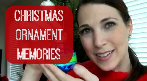 Post image for Vlogging Workshop: Christmas Ornament Memories
