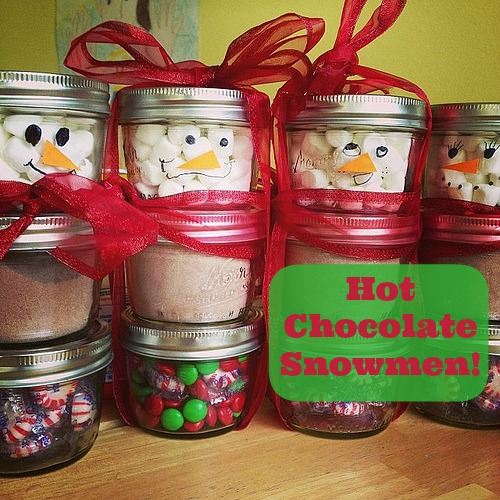 Post image for Episode 24: Hot Cocoa Snowman Gift Idea