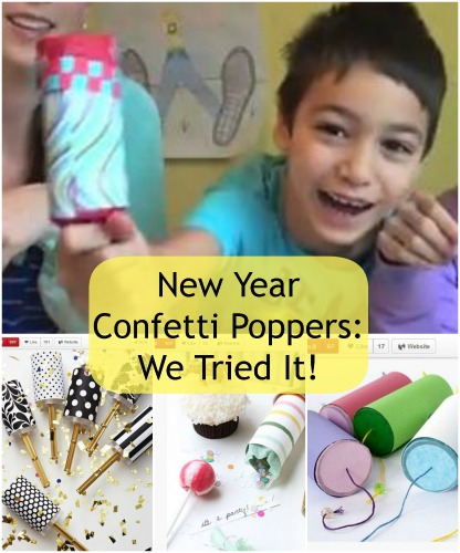 Post image for Episode 27 and 28: DIY Confetti Poppers
