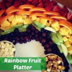 Episode 34: Rainbow Fruit Platter