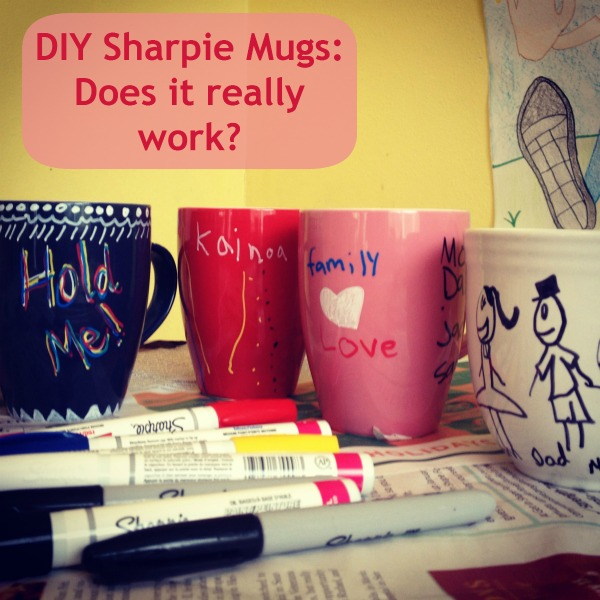 Post image for Episode 37: DIY Sharpie Mugs