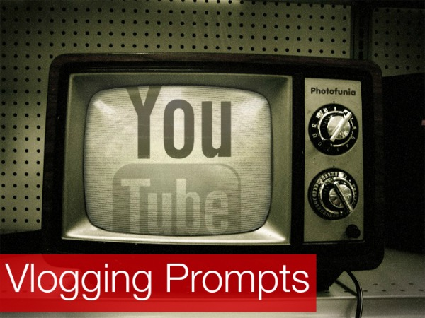 vlogging prompt april2