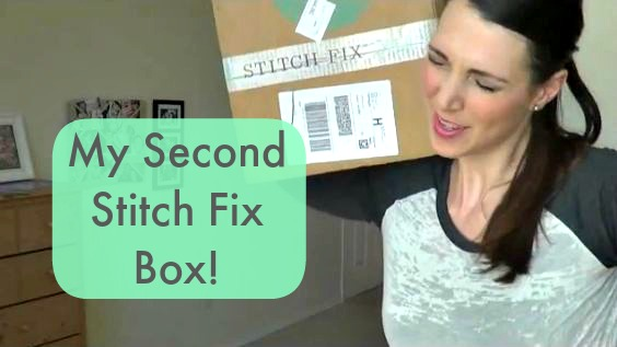 Post image for Vlogging Workshop: My Second Stitch Fix Box