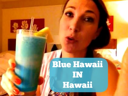 Post image for Blue Hawaiian Part 2