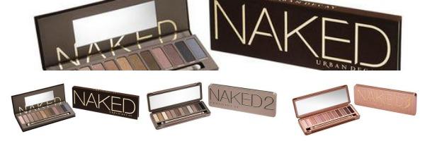 makeup naked