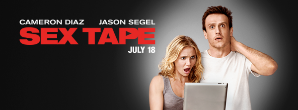 Post image for Sex Tape In Theaters July 18!