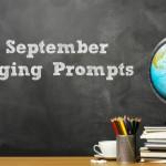 31 September Vlogging Prompts