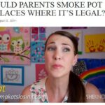 Should Parents Smoke Pot