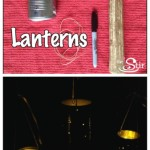 Episode 48: Tin Can Lantern DIY