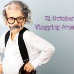 31 October Vlogging Prompts
