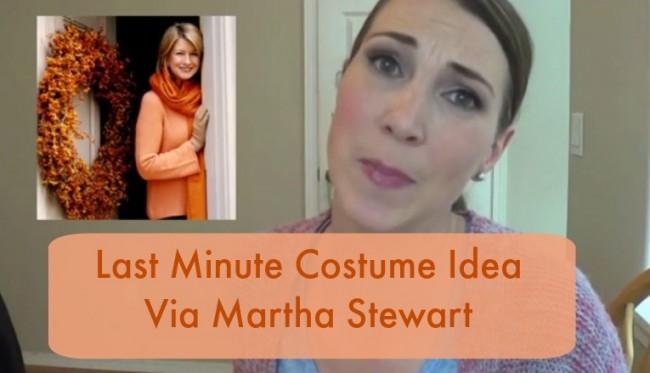 last minute costume