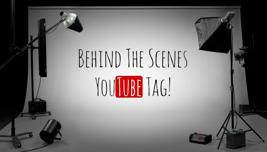 behind the scenes youtube tag