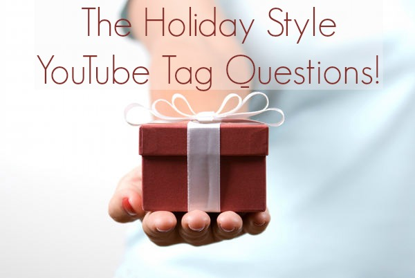 The Merry Christmas YouTube Tag « Vlogging « Mama's Losin' It!