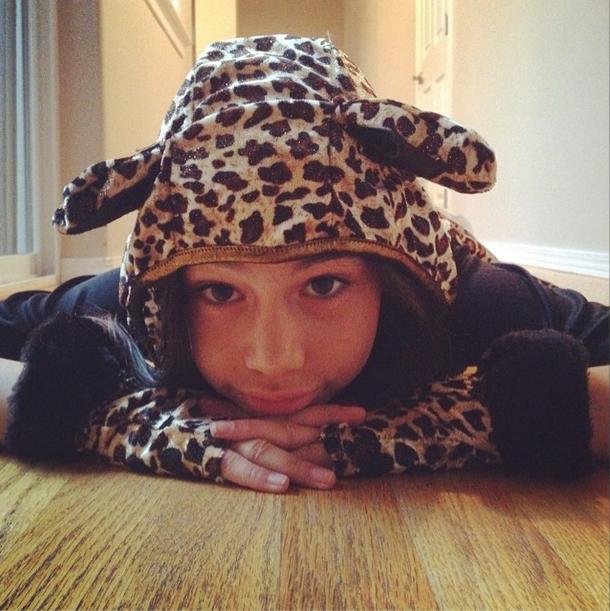 leopard laina