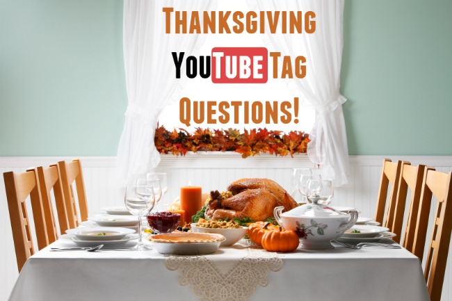 thanksgiving Youtube Tag