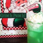 Grinch Punch WITH The Vodka