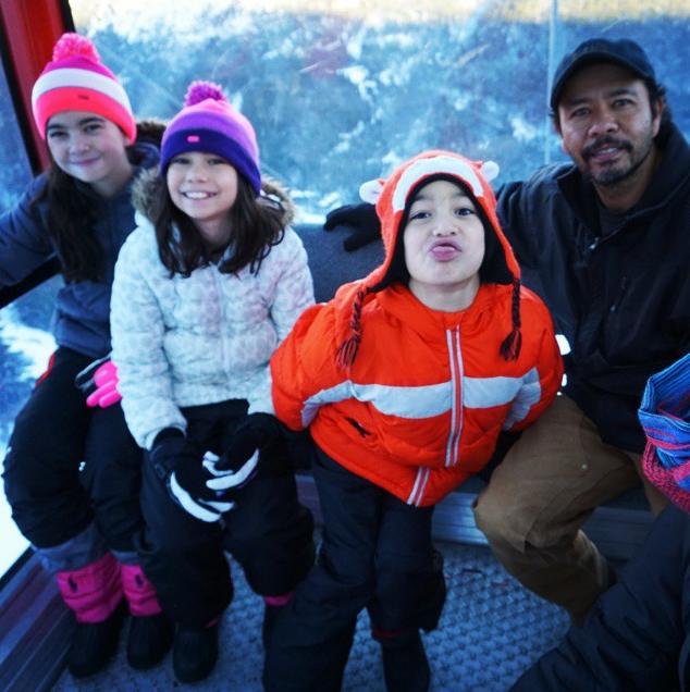 crystal mountain family