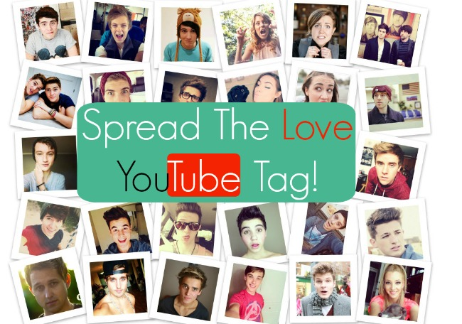 spread the love youtube tag
