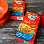Making Mac And Cheese with Horizon Organic