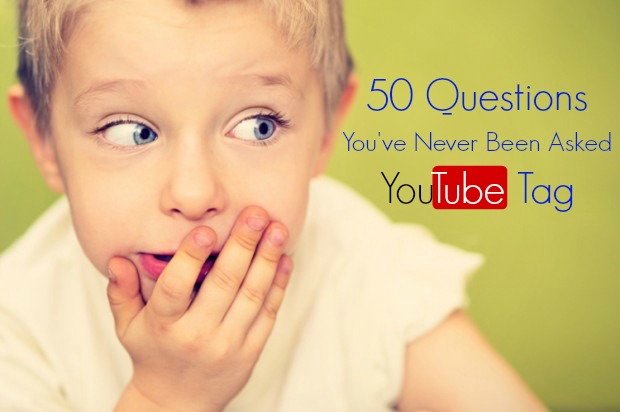 50 questions youtube tag