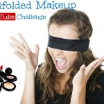 The Blindfolded Makeup YouTube Challenge
