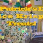 Vlogging Workshop: St. Patrick's Day Treats