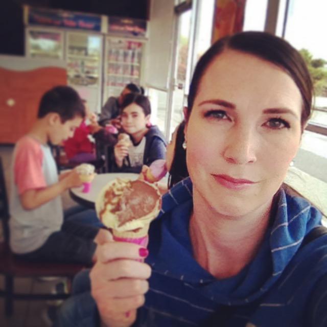 ice cream mom