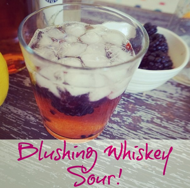 blushing whiskey sour2