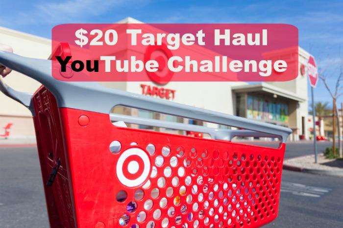 20 dollar target haul