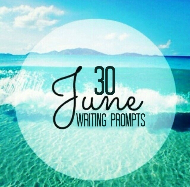 june writing prompts Still in school in june use these writing prompts to keep minds active in the hot summer months.