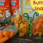 Butterfly Snacks With Horizon Organic