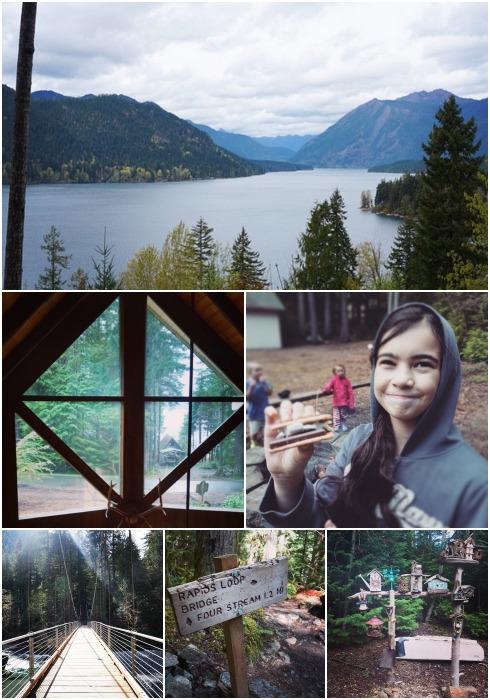 Lake Cushman Cabin