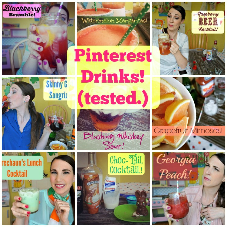 Pinterest Drinks Tested
