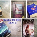 Writer's Workshop: Books of 2015 (Part 1)