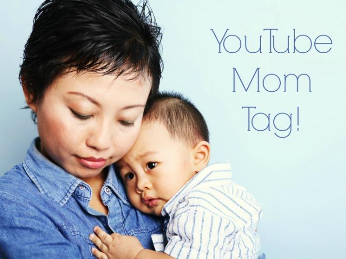 YouTube Mom Tag