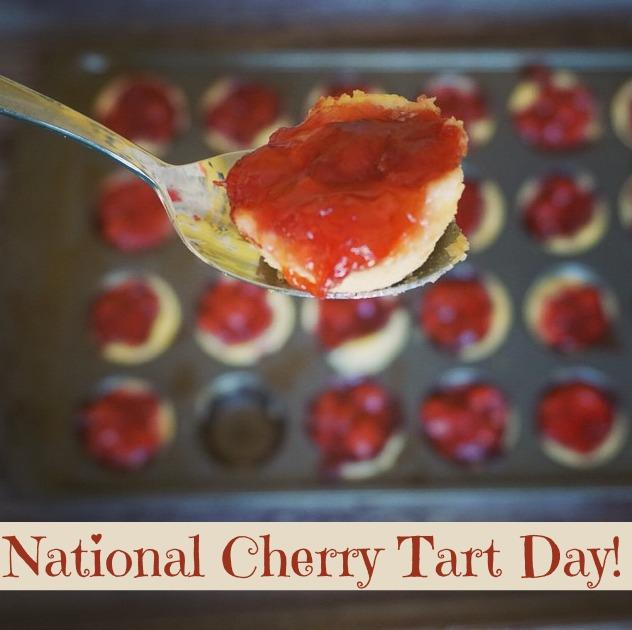 National Cherry Tart Day